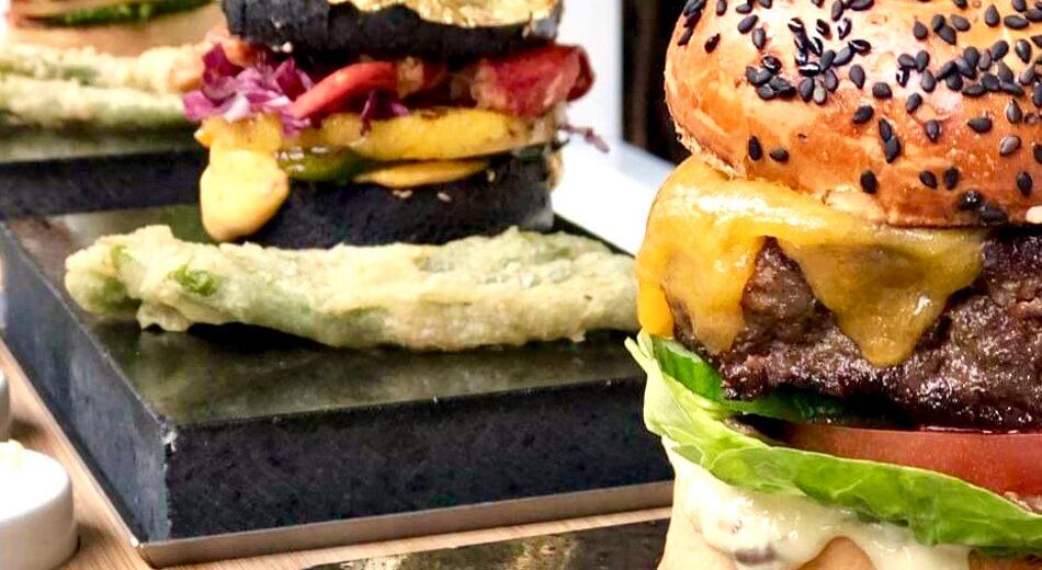 Królewskie burgery w Restauracji Belvedere