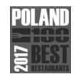 Wyróżnienie poland best restaurant