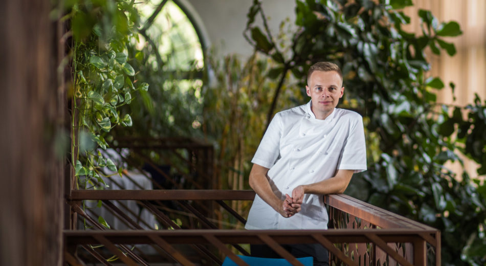Interview with Belvedere Gourmet Group President on the new Creative Chef Sebastian Olma