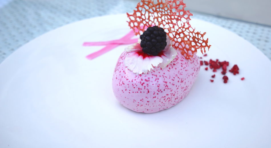 Pink Dessert to support Breast Cancer Awareness Campaign