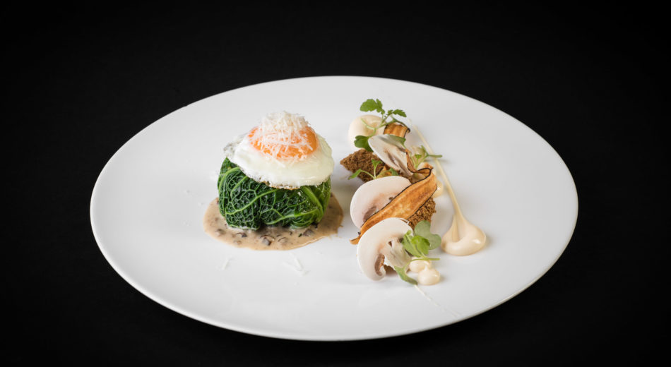 New Autumn Menu View created by our new Chef Sebastian Olma